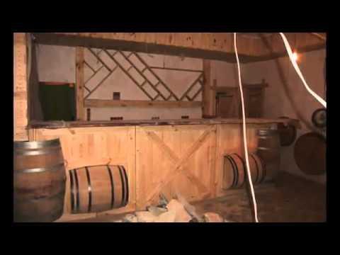 Деревянная вагонка. Каталог работ киевского мастера