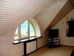 Вагонка, как основной стройматериал, применяемый для внутренней отделки дома